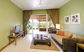 Modern Paint Colors For Living Rooms Lovely Living Room Interior Nuance With Calm Green Wall Paint