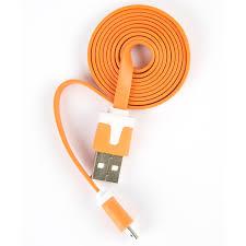 Купить <b>кабель</b> USB MicroUSB <b>Red Line Lite</b> 1м Оранжевый по ...