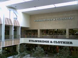 echelon mall not in the upper echelon voorhees new jersey strawbridge s entrance at echelon mall in voorhees