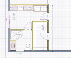 designing bathroom layout: basement studio new construction room layout design raw terrific
