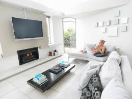 room comfortable design designs d neat modern living room with tv and comfortable