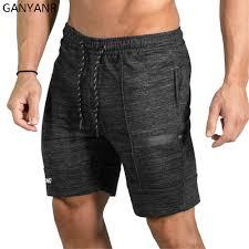 <b>GANYANR Running Shorts</b> Men Gym Basketball Athletic Legging ...