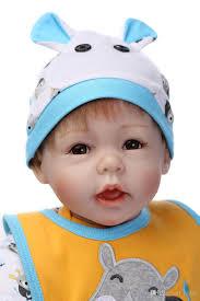 Wholesale- <b>Bebe reborn NPK</b> soft silicone reborn <b>boy</b> baby dolls 22