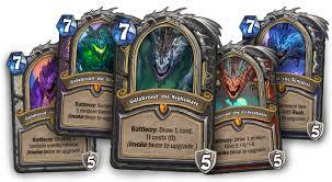 <b>Hearthstone</b> Update – December <b>5</b> – Descent of Dragons ...