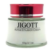<b>Крем для лица</b> Jigott <b>Active</b> Emulsion Cream – купить в Москве ...