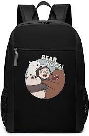 Runxin Funny Fashion Unisex We Bare Bears Stamp ... - Amazon.com