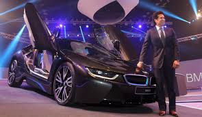 new car launches in chennaiBMW i8 hybrid car launched in India 23 cr  Ultra News