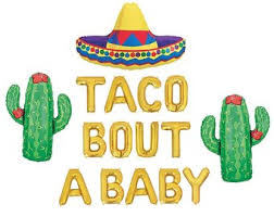 Taco bout balloons | Etsy