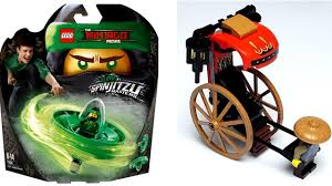 <b>LEGO Ninjago Movie</b> 2018 Спиннер Ллойд Мастер Кружитцу ...