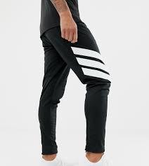 Черные зауженные футбольные <b>штаны adidas tango</b> - Черный ...