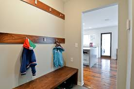 ideas wall shelf hooks: chic wall shelf with hooks convention minneapolis contemporary entry decoration ideas with clothes storage coat hooks entry