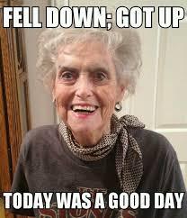 Memes Vault Grandma Falling Meme via Relatably.com