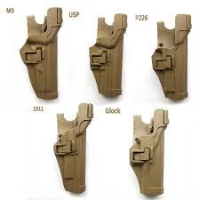 <b>LV3 Tactical</b> Auto lock <b>Gun</b> holster Combat Outdoor Hunting Pistol ...