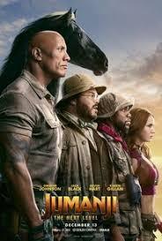 Jumanji: The Next Level (2019) - Rotten Tomatoes