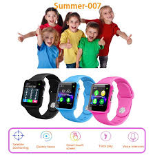 Smart Electronics G10A <b>Smart Baby Watch</b> With Passometer ...