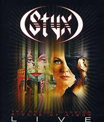 Styx: Grand Illusion / Pieces of Eight - Live [Blu-ray ... - Amazon.com