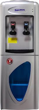 <b>Кулер</b> для воды <b>Aqua Work 0.7-LR</b>, серебристый — купить в ...