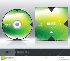 cd cover design template set royalty stock images image cd cover design template set 1