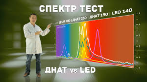 #112 ДНАТ(HPS) VS <b>LED</b> (2015) - YouTube
