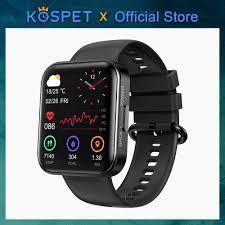 NEW 2021 <b>KOSPET MAGIC 3</b> Smartwatch For Men Waterproof ...