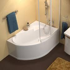 <b>Акриловая ванна Ravak Rosa</b> I 150x105 CJ01000000 правая в ...