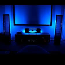 Led Light Strips For Homes White Home Theater LED Lighting Kit 6 Flexible  L