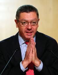 Poco después de conocerse la noticia el ministro de , Alberto Ruiz-Gallardón ... - 2013041705234963208