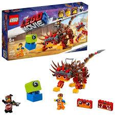 Buy <b>THE LEGO MOVIE</b> 2 Ultrakatty & Warrior Lucy! <b>70827</b> for USD ...
