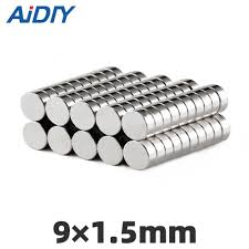 AI DIY 5/20/<b>50Pcs</b> 6x3mm Hole 3mm N35 Super Strong Ring ...