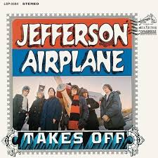 """""""<b>Jefferson Airplane Takes</b> Off (1966, RCA) Contains """"My Best Friend ..."""