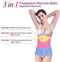 Yosoo <b>3 in 1 Breathable</b> Elastic Postpartum Support - Recover Belly ...