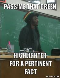 Rasta Science Teacher Meme Generator - DIY LOL via Relatably.com