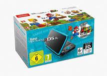 Купить <b>Игровая Приставка New</b> Nintendo 2DS XL (черный + ...