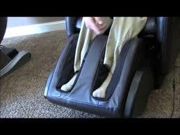 <b>Foot</b> & Calf Ottoman - ZeroG 4.0 <b>Massage Chair</b> - YouTube