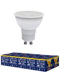 "<b>Лампочка Volpe LED-JCDR-10W/WW/GU10/NR</b> Форма ""JCDR ..."