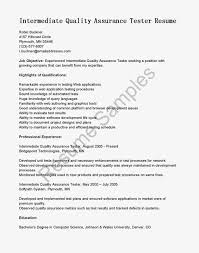 quality assurance resume examples quality assurance resume examples quality assurance resume examples 2520