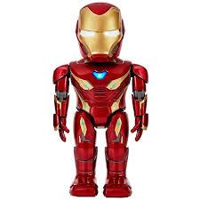 Купить <b>Радиоуправляемый</b> робот <b>UBTech Iron</b> Man (MK50) в ...