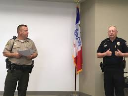 law enforcement bosses speak on crime spike local news mc e and archer