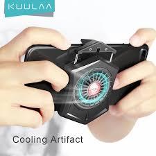 <b>KUULAA</b> Phone <b>Cooler Cooling</b> Fan <b>Mobile Phone</b> Radiator For ...