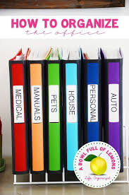 1000 ideas about desk organization tips on pinterest desk organization schedule board and organizations awesome organize office