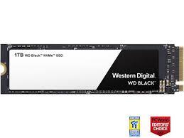 WD <b>Black</b> NVMe <b>M</b>.<b>2</b> 2280 1TB PCI-Express 3.0 x4 3D NAND ...