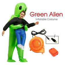 <b>Alien</b> Unisex <b>Costumes</b> for sale | eBay