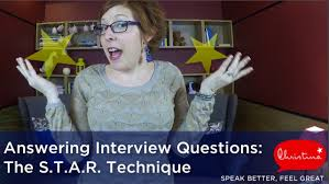 the star technique how to answer job interview questions in the star technique how to answer job interview questions in english