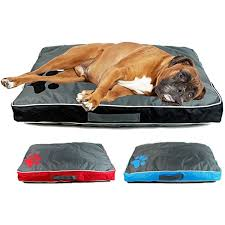 <b>Dog Bed</b> Mattress <b>Cushion</b> Waterproof Washable Double Sided ...