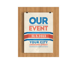 modern poster design for party or event in your town event flyer modern flyer template invitation card template psd