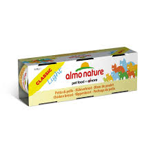 <b>Almo Nature Classic</b> Light with Chicken Breast 50 g at good price ...