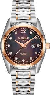 Купить Женские швейцарские наручные <b>часы Roamer</b> 203.844 ...