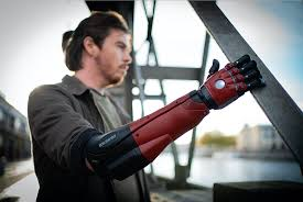 <b>Metal Gear</b> Solid Snake Arm - Open Bionics
