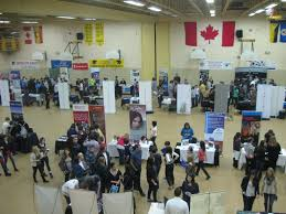 fhs college fair a photo essay by grade 12 journalism student students