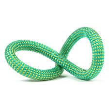 <b>Веревка динамическая Edelweiss</b> Performance 9,2 мм, зеленая ...